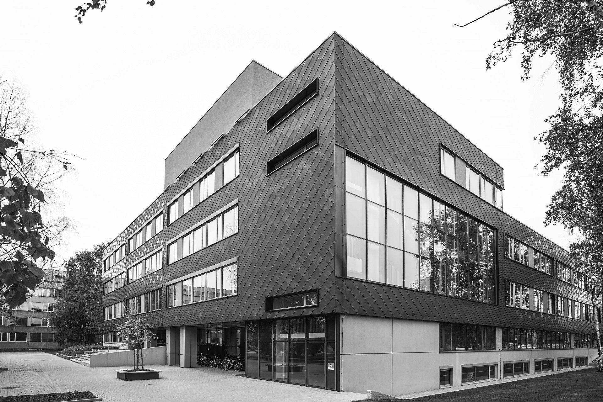 RTU Arhitektūras fakultāte: vides pieejamība