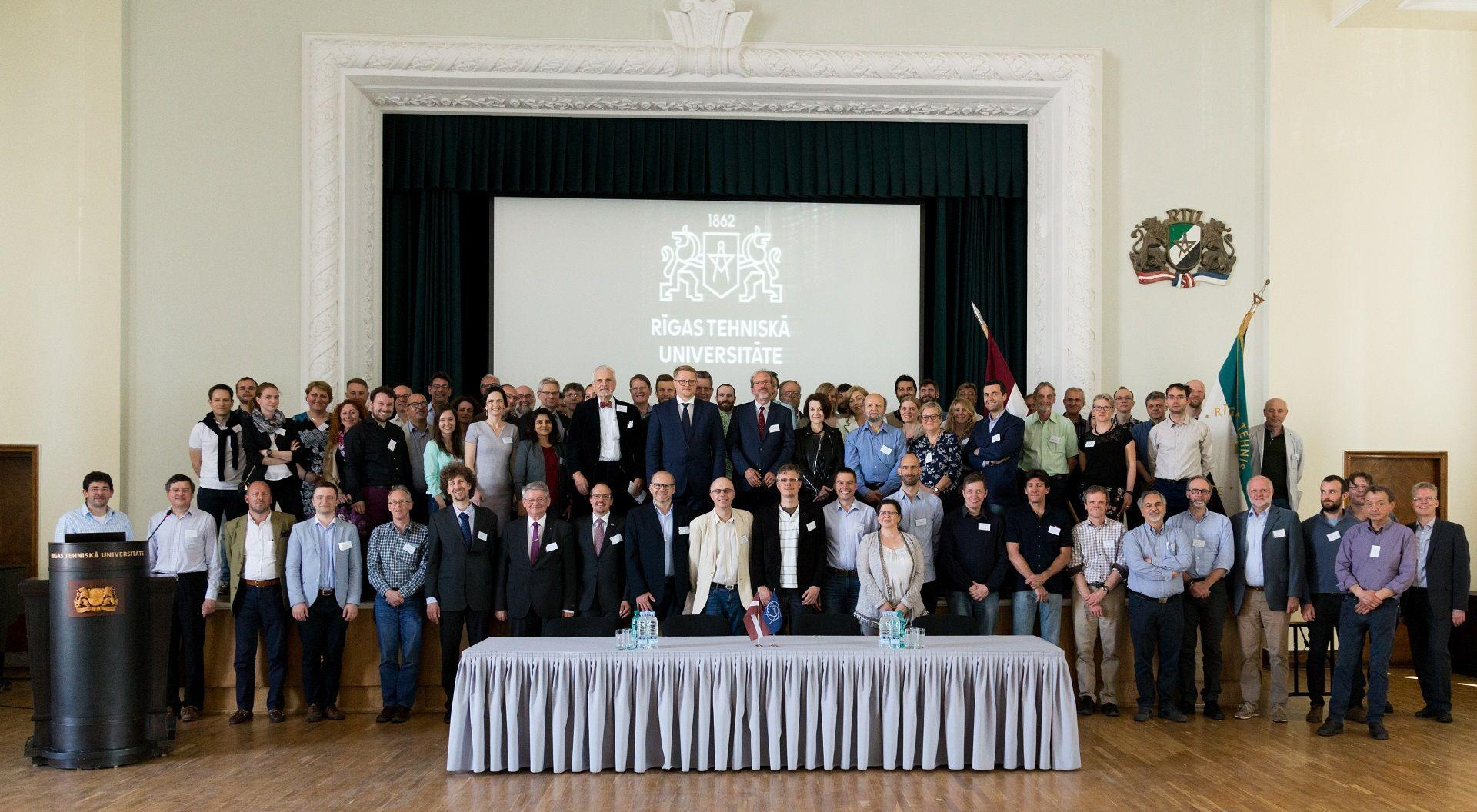 Riga Technical University Welcomes the Best Accelerator Scientists