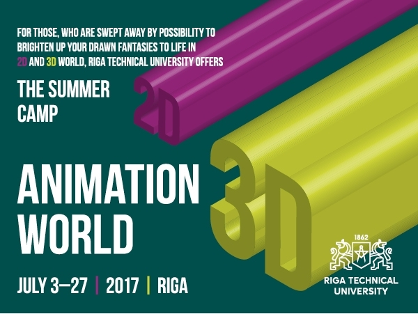 Summer School «Animation World»
