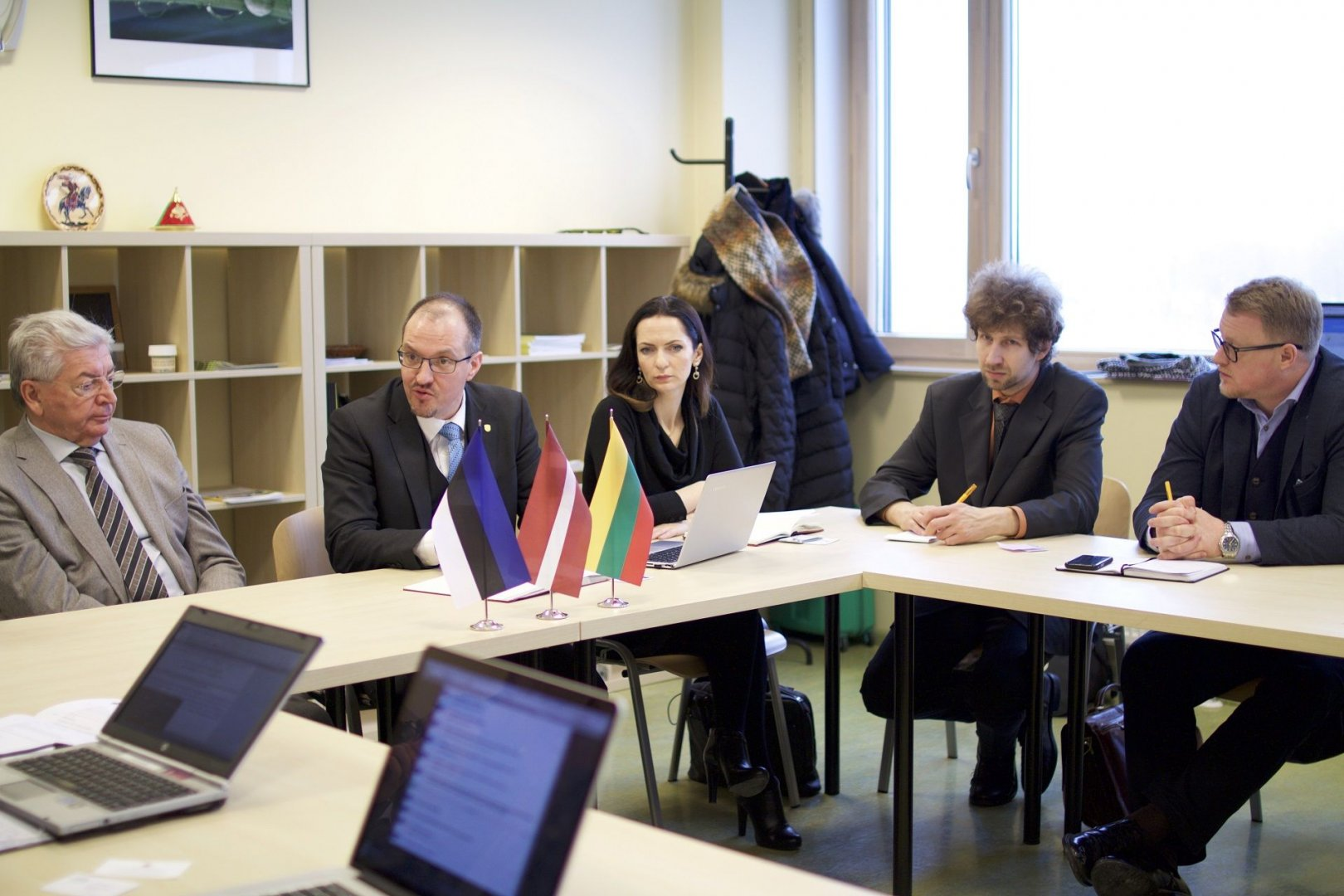The Baltic States Launch Coordinated Cooperation with the CERN