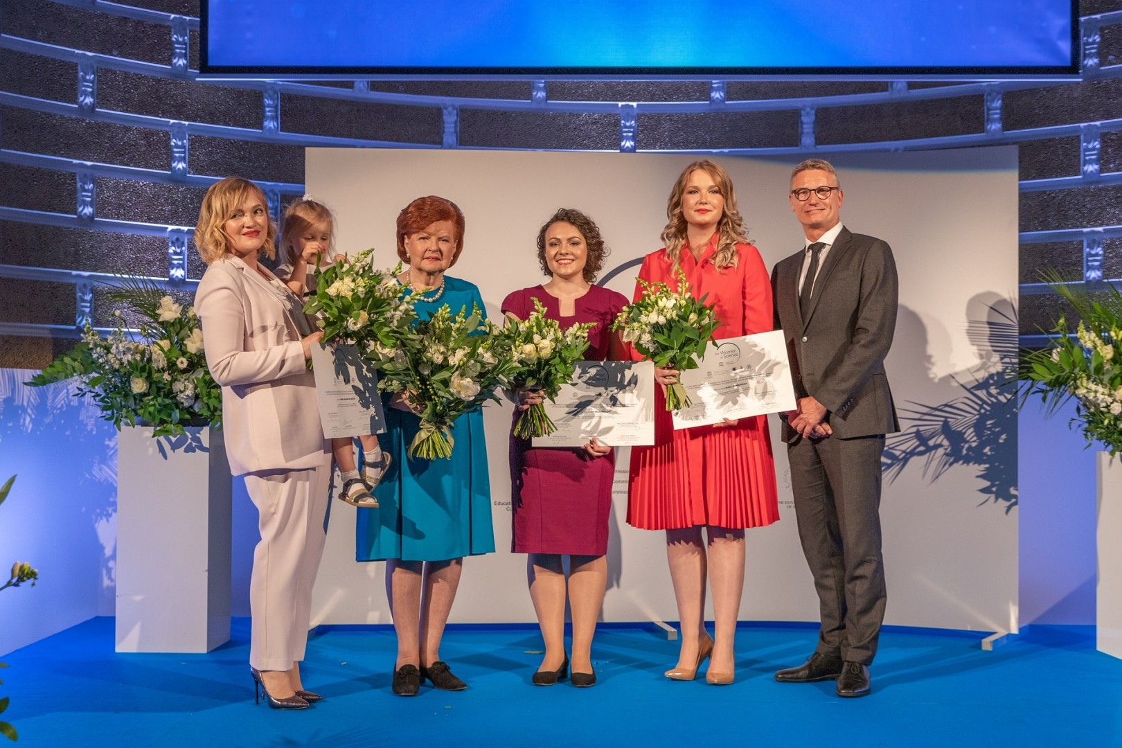 Two RTU Scientists Receive L'Oréal Baltic Scholarship «For Women in Science»