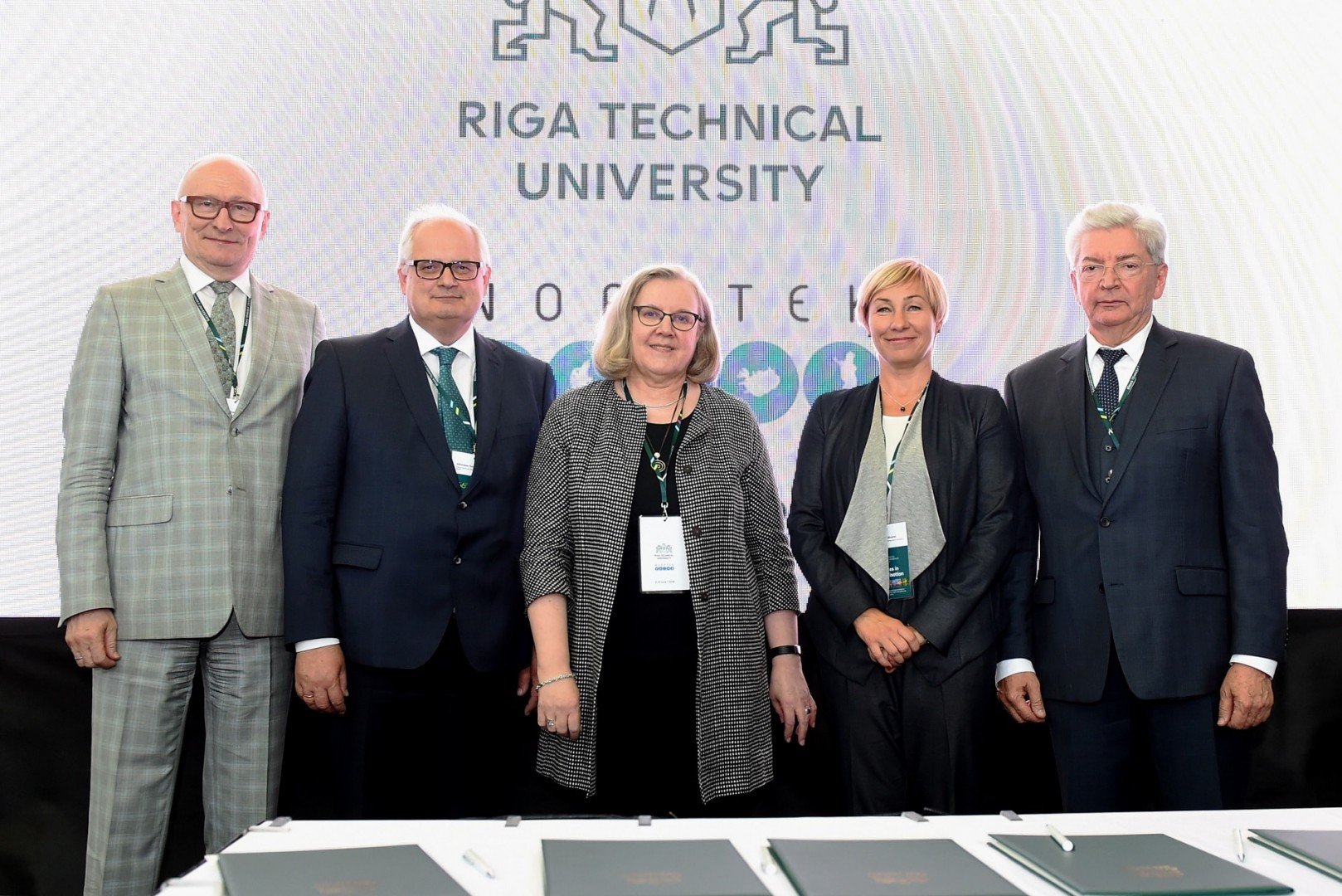 Technical universities of the Baltic States become members of the NORDTEK network