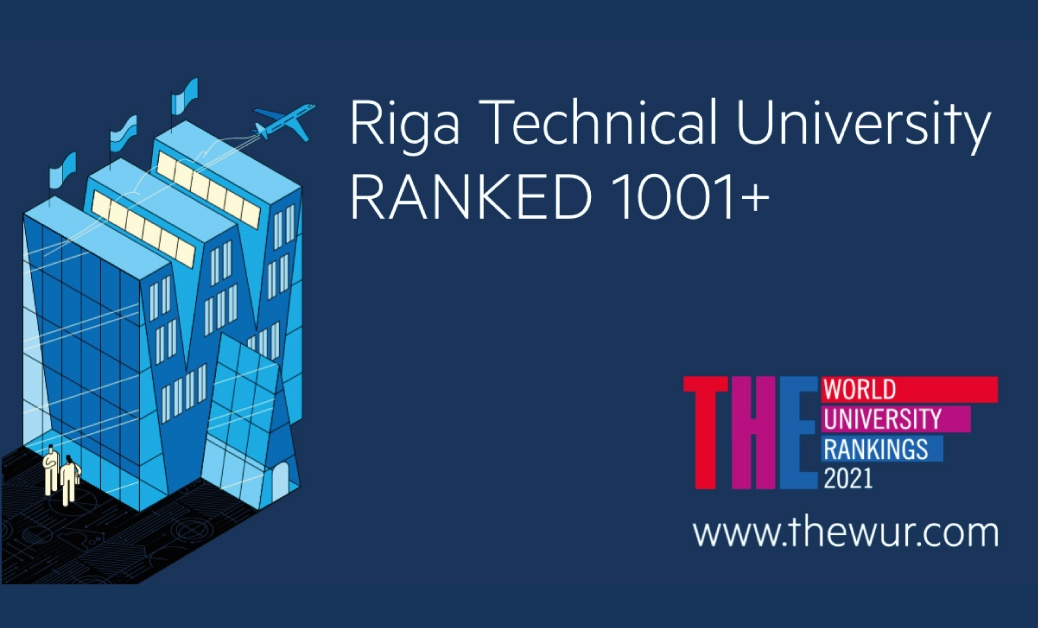RTU – Best Latvian Higher Education Institution in Attracting Funding from Industry
