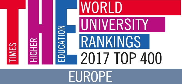RTU is placed in the group of universities ranked 301–400 in the Times Higher Education Ranking