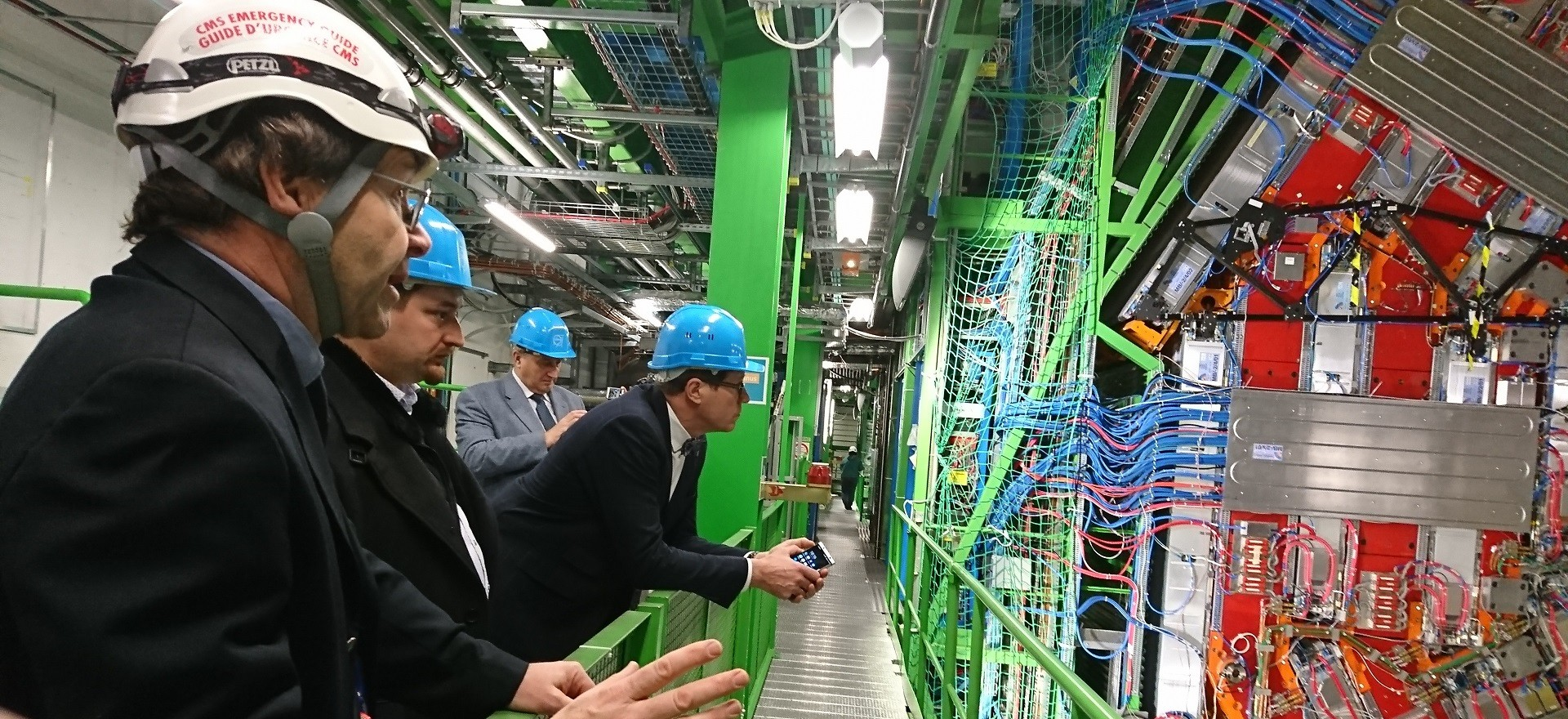 Latvian Enterprises convinced of the collaboration with CERN