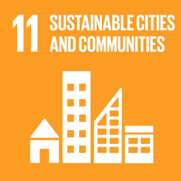 Goal 11. Make cities and populated areas inclusive, safe, resilient and sustainable.