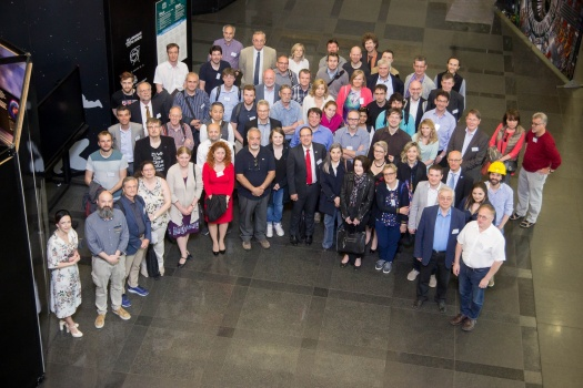 ARIES Annual meeting 2018 Riga