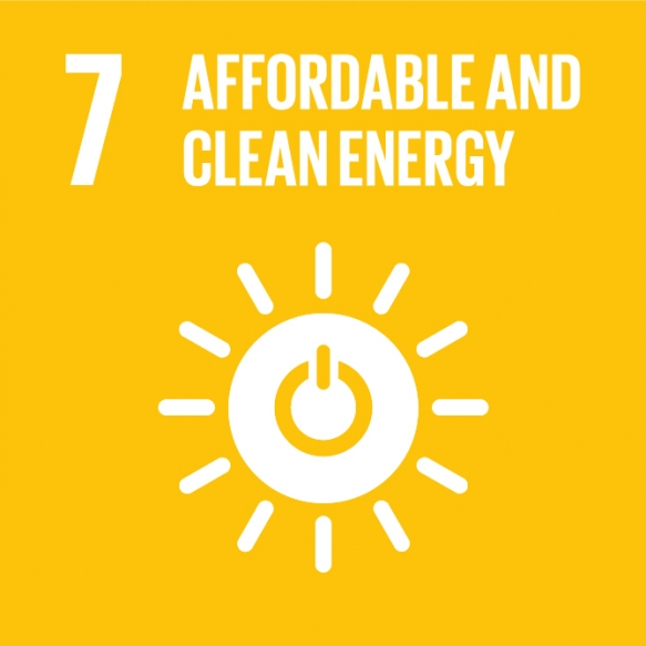 Goal 7. Ensure access to affordable, reliable, sustainable and modern energy for all