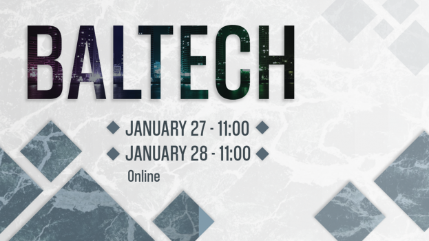 This is the first year the BALTECH conference will take place remotely