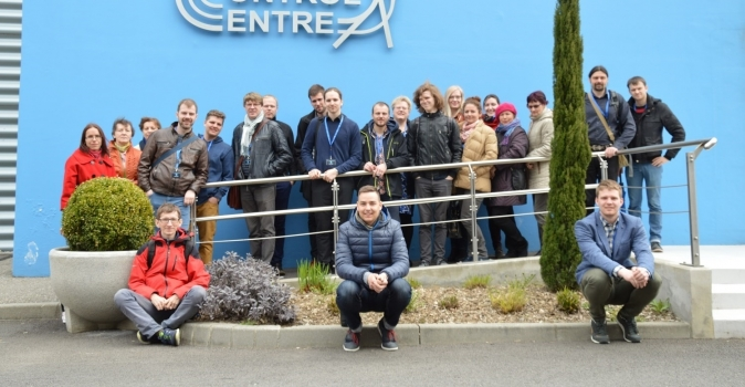 Physics teachers visit to CERN 2016