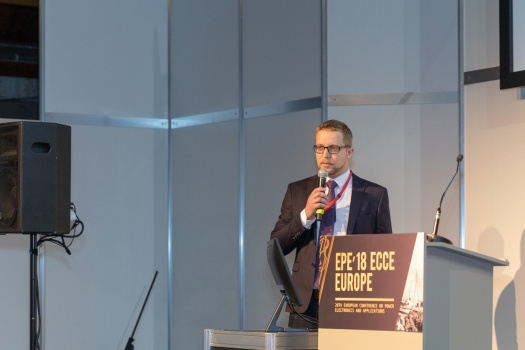 «EPE`18 ECCE EUROPE» konference 17.–21.09.2018.