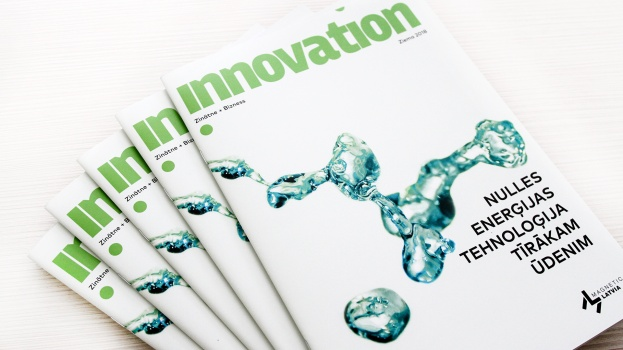The second issue of the Innovation Journal for scientists and entrepreneurs has been released