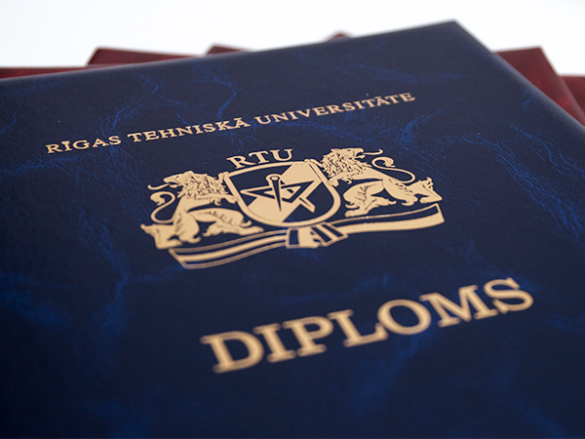 Diploma supplement and diploma copy