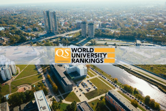RTU maintains leading position in Latvia in the prestigious QS World University Rankings by Subject