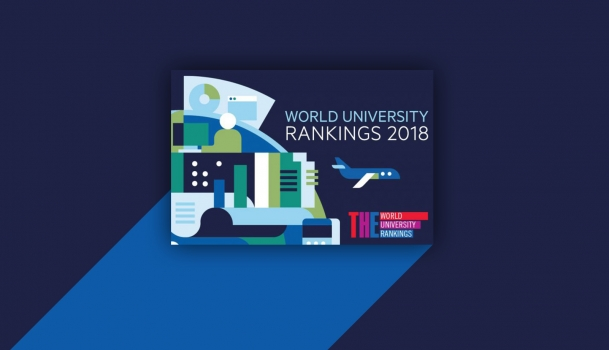 The Times Higher Education World University Rankings highly evaluated RTU cooperation with the industry as well as internationalisation