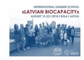 International Summer School «Latvian Biocapacity»