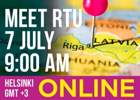 RTU Open Day 2020