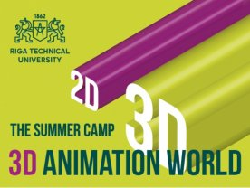 Summer school «3D Animation Wold»