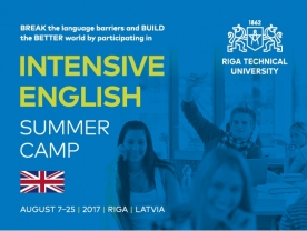 Summer School «Intensive English»