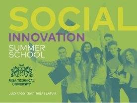 Summer school «Social innovation»