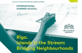 Summer School «The Big Reset on Neighbourhood Design. Islands in the Stream: Bridging Neighbourhoods»