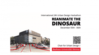 International 24h Urban Design Hackathon