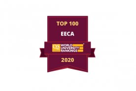 RTU Moves up Three Places in QS ECCA Ranking