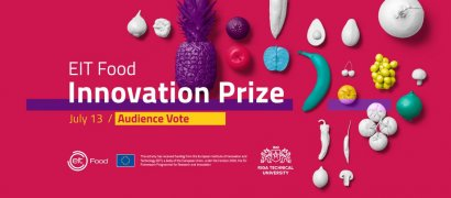 EIT Food Innovation Prize Latvia Finals
