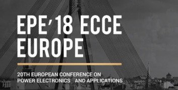 20th European Conference on Power Electronics and Applications «EPE'18 ECCE Europe»