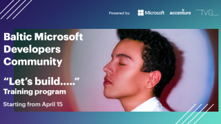 Join Baltic Microsoft Developers community!