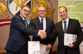 RTU will cooperate with Finnish company «Peikko Group Corporation»
