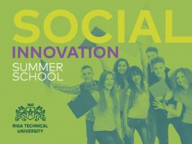 Vasaras skola «Social innovation»