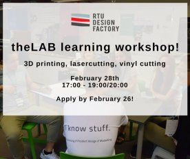 the LAB learning workshop
