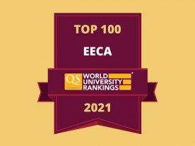 RTU receives the highest evaluation for cooperation with employers in «QS ECCA 2021» ranking